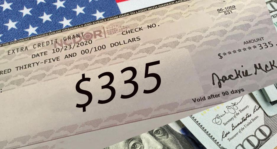 Ayuda $335, se extiende el plazo para que las familias pueden solicitar la ayuda del estado