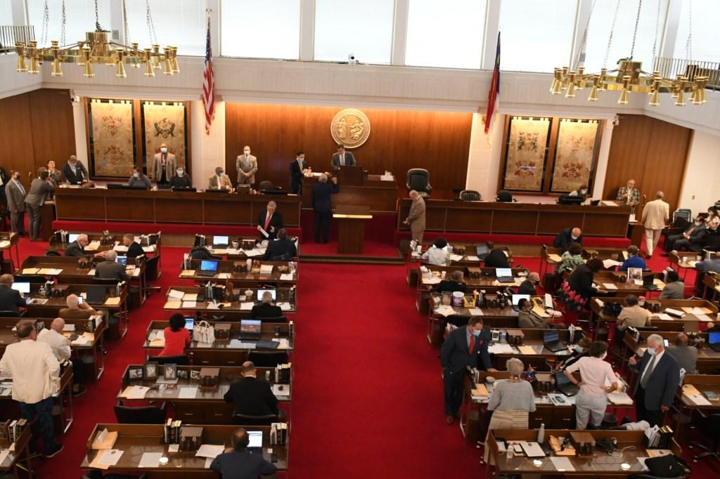 Republicanos tienen mayoría en la Asamblea General de Carolina del Norte