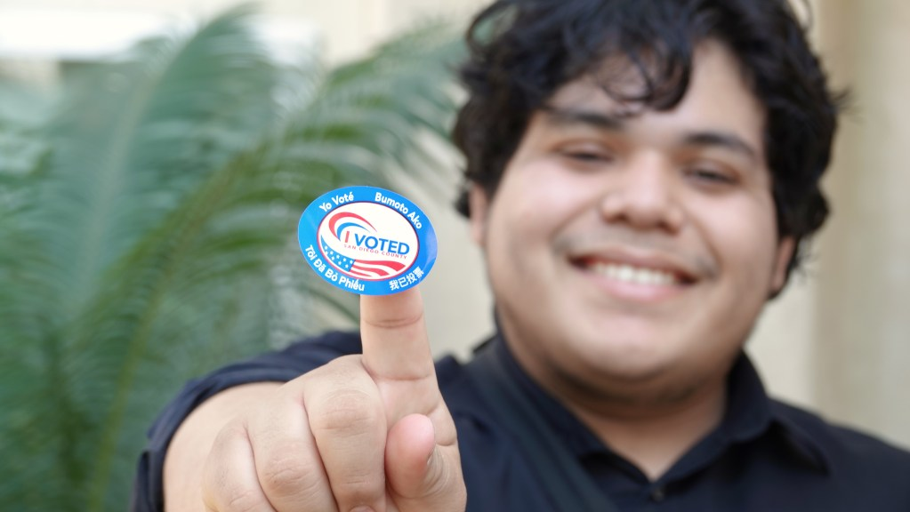 voto latino en el condado de Wake