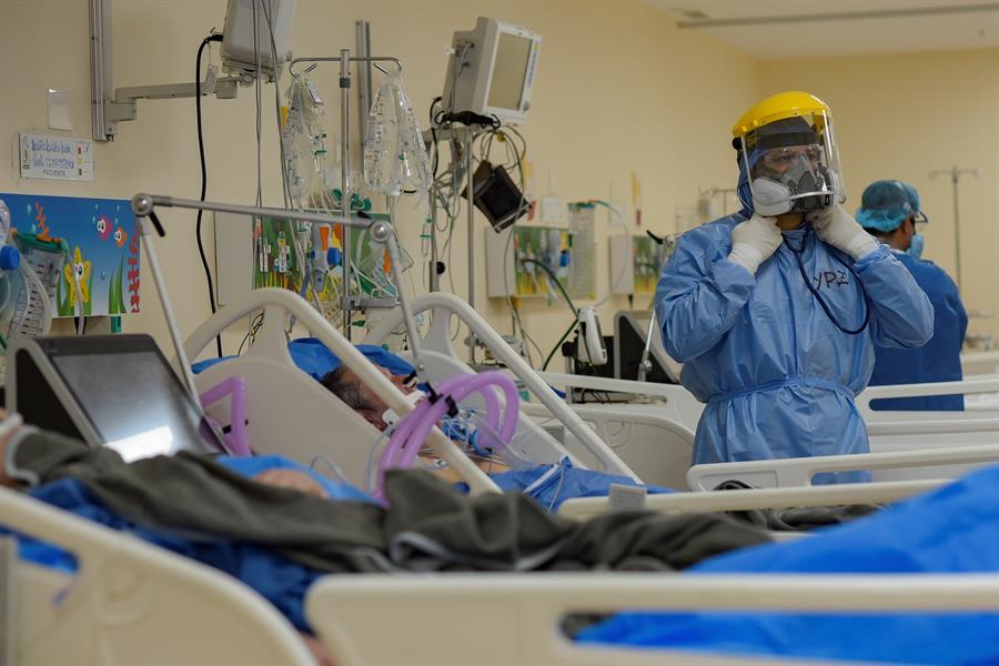 hospitales podrían quedarse sin camas