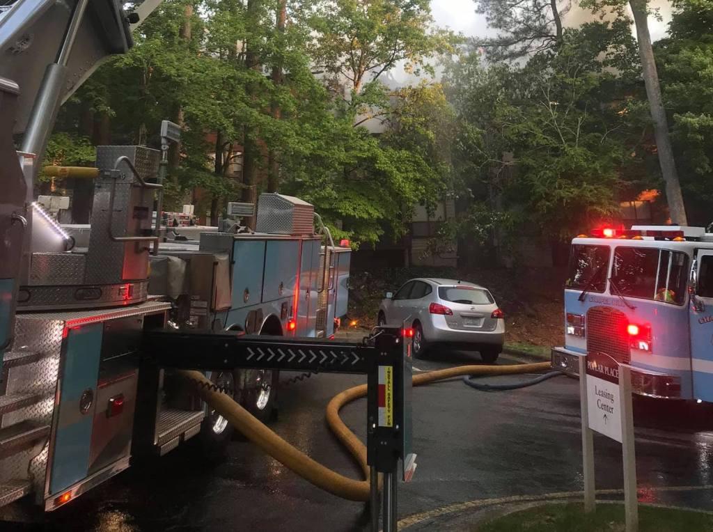 Fondo para familias afectadas por el Incendio en Carrboro