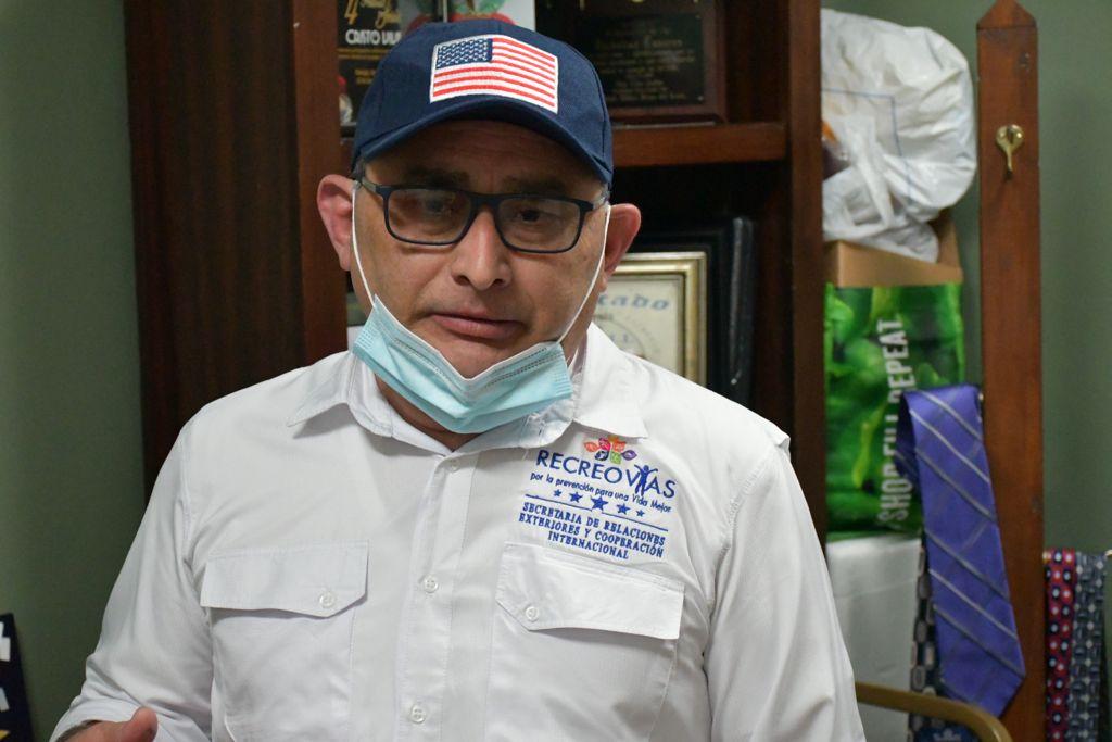 Cónsul general de Honduras